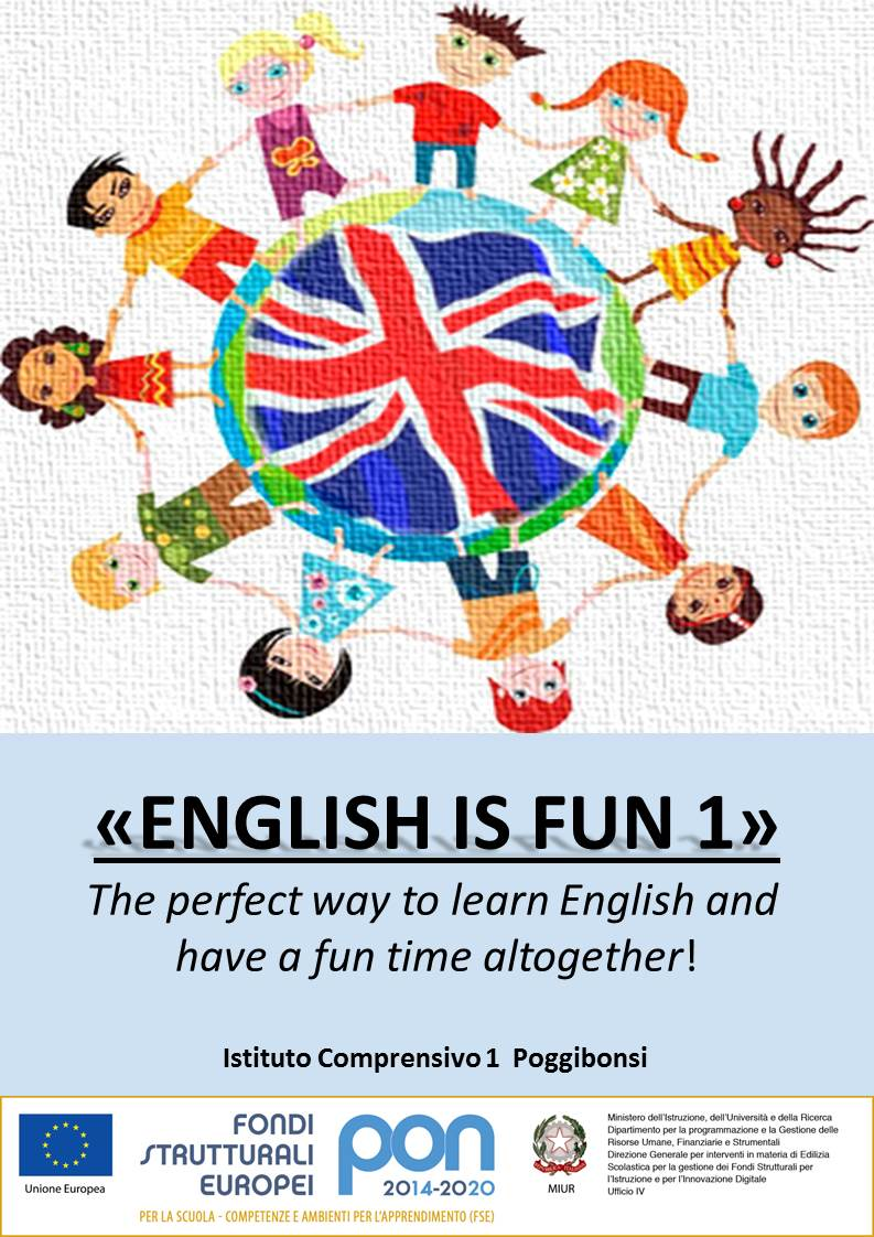 Locandina English is fun 1
